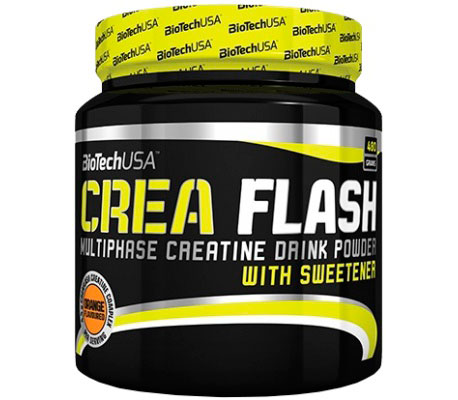 Креатин Crea Flash ZERO 300 g. BioTech USA – «СпортМеню»