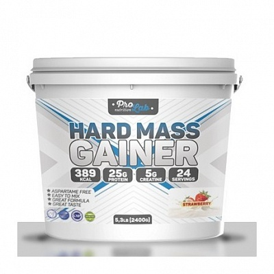 Hard Mass Gainer 2400 g. ProLab