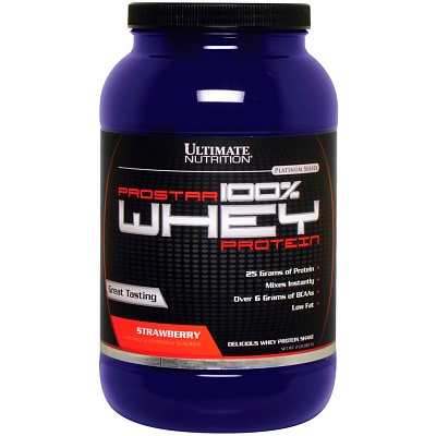 Протеин Prostar Whey 908 g. Ultimate Nutrition