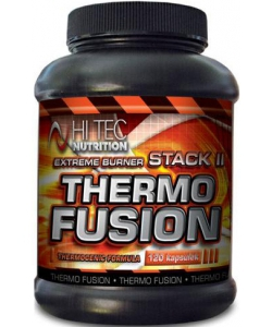 ЖиросжигательThermo Fusion Stack II Hi-Tec Nutrition