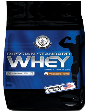 Протеин Whey Protein 2270 g. RPS Nutrition