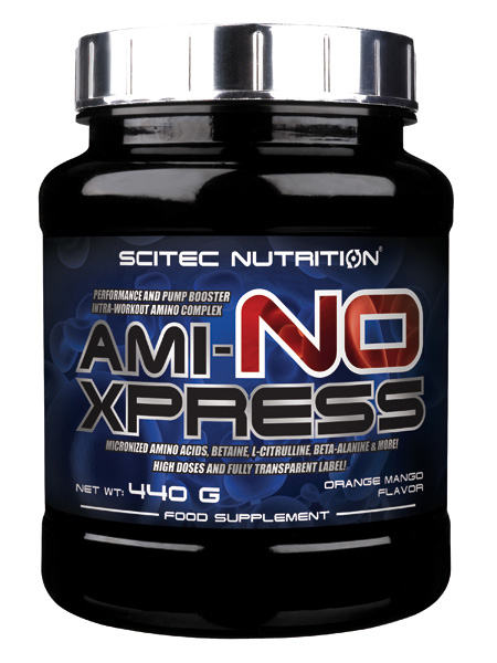 Ami-NO Xpress 440 g. Scitec Nutrition – «СпортМеню»