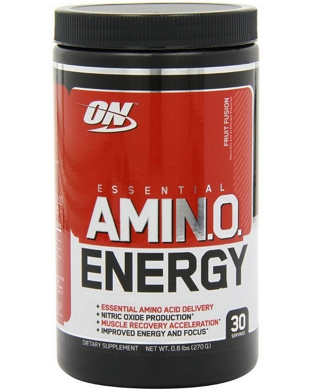 Аминокислоты Amino Energy 270g. Optimum Nutrition – «СпортМеню»