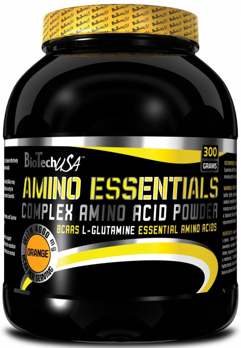 Аминокислоты Amino Essentials 300 g. BioTech USA – «СпортМеню»