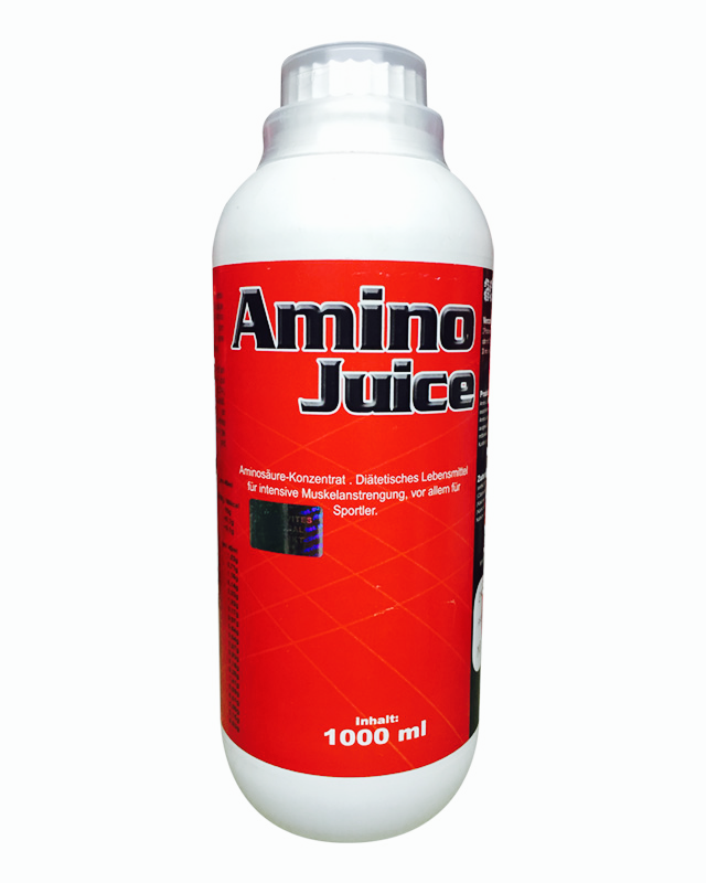 Аминокислоты Amino Juice 1000 ml. Activevites [Уценка] – «СпортМеню»