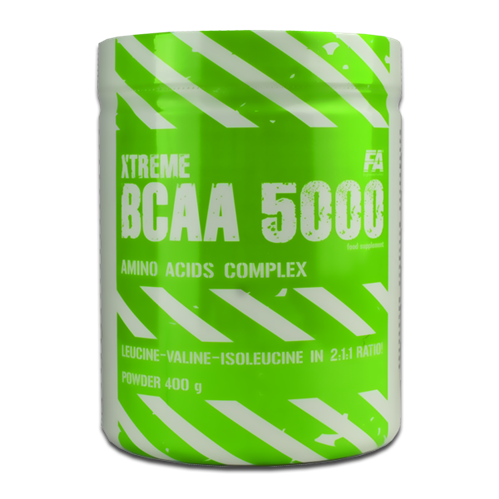 Аминокислоты BCAA 5000 Powder 400 g. Fitness Authority – «СпортМеню»