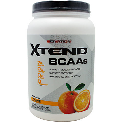Аминокислоты Xtend 1253 g. Scivation – «СпортМеню»