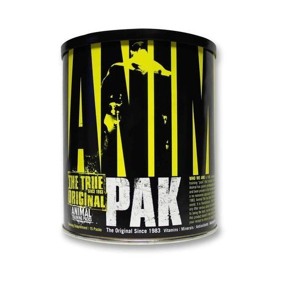 Animal Pak 15 pac. Universal Nutrition – «СпортМеню»