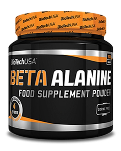 Beta Alanine 300 g. Biotech USA – «СпортМеню»