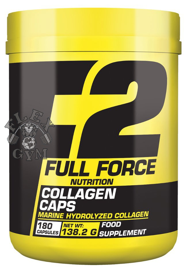 Collagen for Joints 180 caps. Full Force – «СпортМеню»