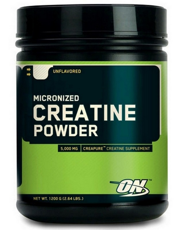 Creatine Powder 1200 g. Optimum Nutrition – «СпортМеню»