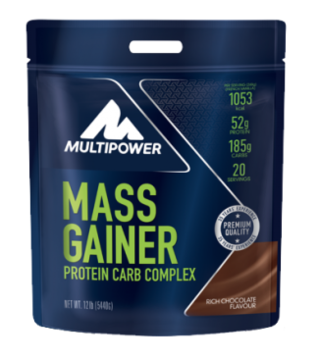 Гейнер Mass Gainer 5440 g. MultiPower – «СпортМеню»
