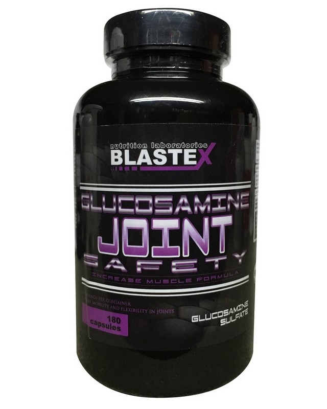 Glucosamine Joint Safety 180 caps. Blastex – «СпортМеню»