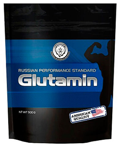 Glutamine 500g. RPS Nutrition – «СпортМеню»