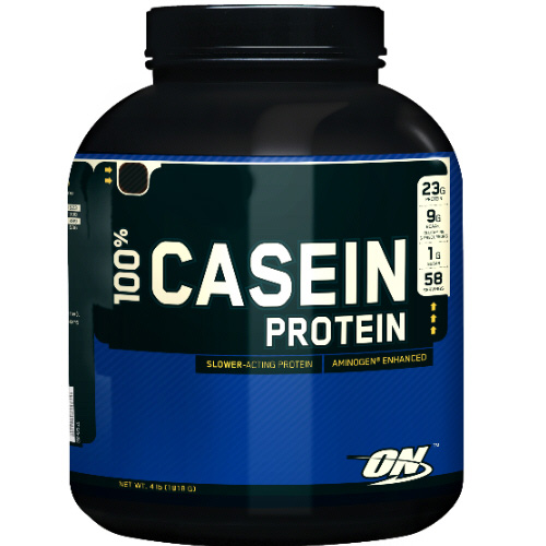 Казеин 100% Casein Gold Standard 1800 g. Optimum Nutrition – «СпортМеню»