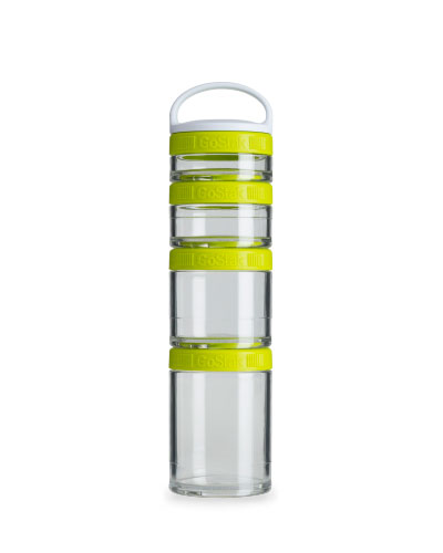 Контейнер Go Stack Blender Bottle (150+100+60+40 ml) – «СпортМеню»