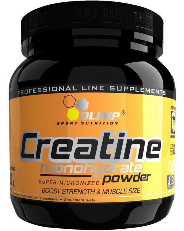 Креатин Creatine monohydrate powder 250 g. Olimp – «СпортМеню»