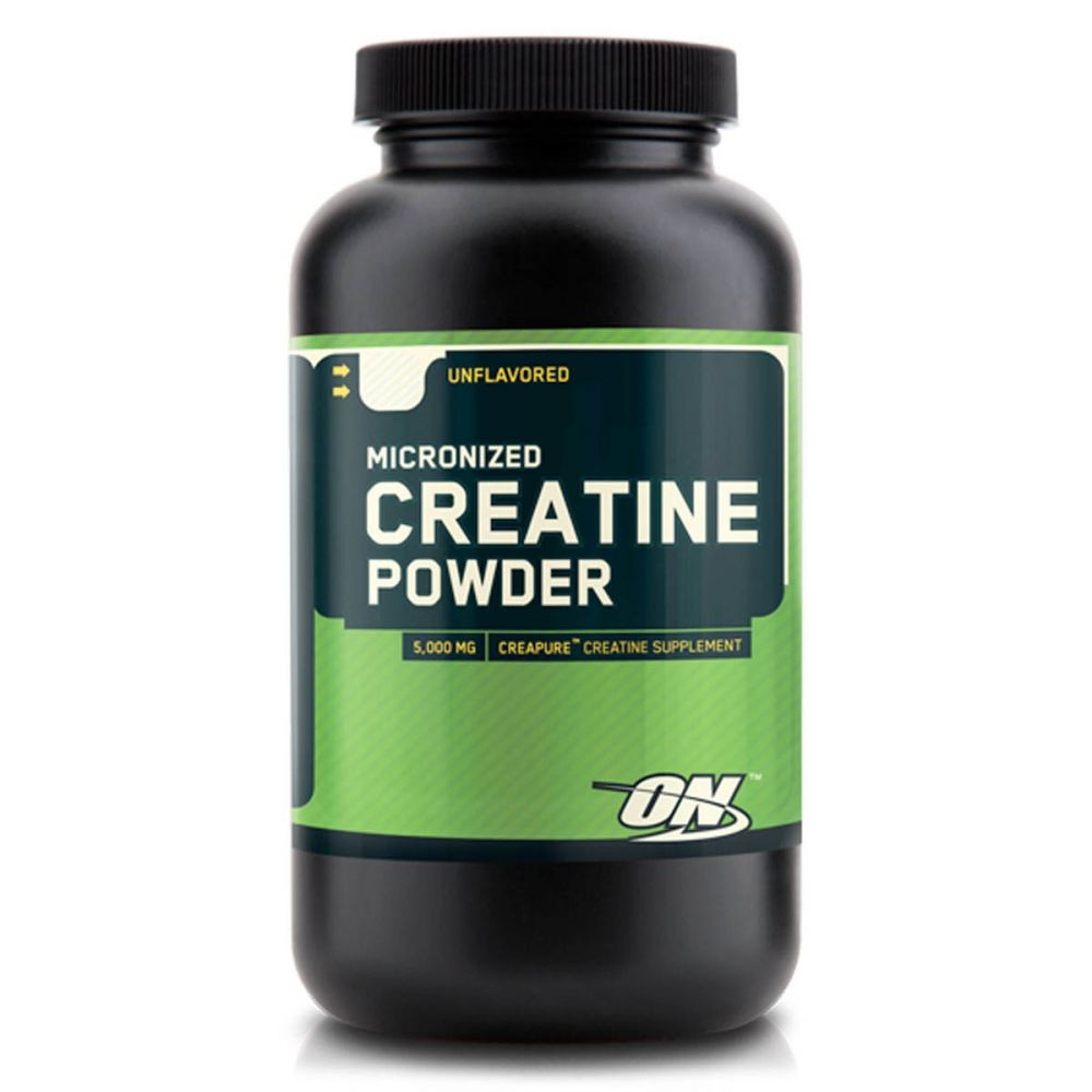 Креатин Creatine Powder 300 g. Optimum Nutrition – «СпортМеню»