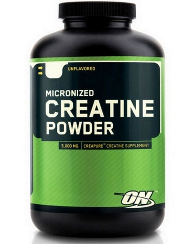 Креатин Creatine Powder 600 g. Optimum Nutrition – «СпортМеню»