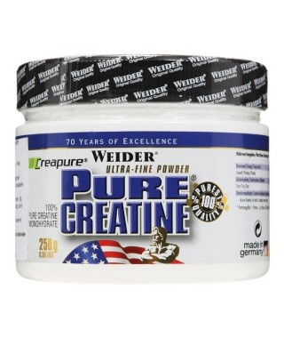 Креатин Pure Creatine 250 g.  Weider – «СпортМеню»