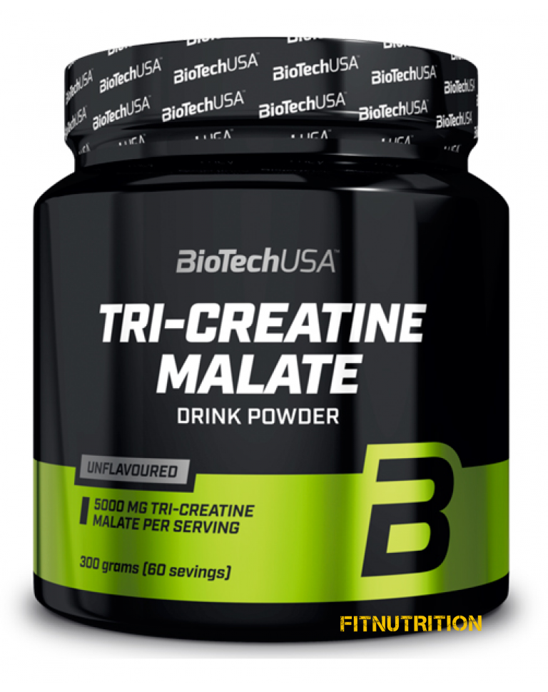 Креатин Tri Creatine Malate 300 g. Biotech USA – «СпортМеню»