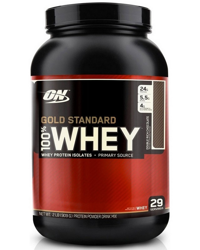 Протеин 100% Whey Gold Standard Protein 908 g. Optimum Nutrition – «СпортМеню»