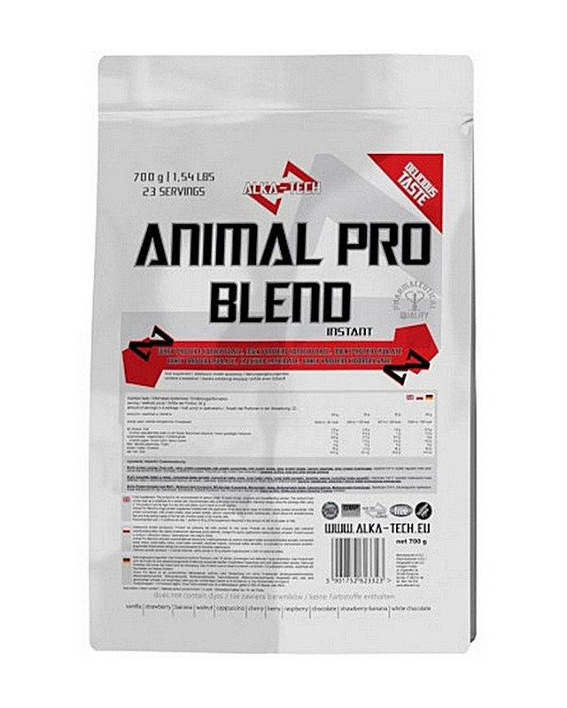 Протеин Animal Pro Blend 1800 g. Alka-Tech – «СпортМеню»