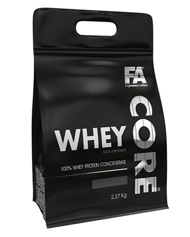 Протеин Core Whey 2270 g. Fitness Authority – «СпортМеню»