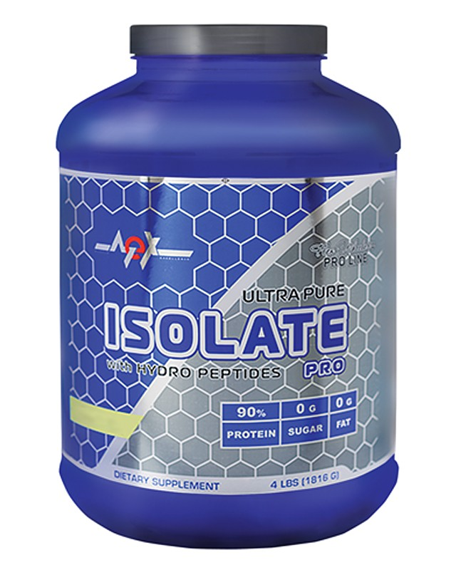 Протеин Isolate Pro 1815 g. MEX Nutrition – «СпортМеню»