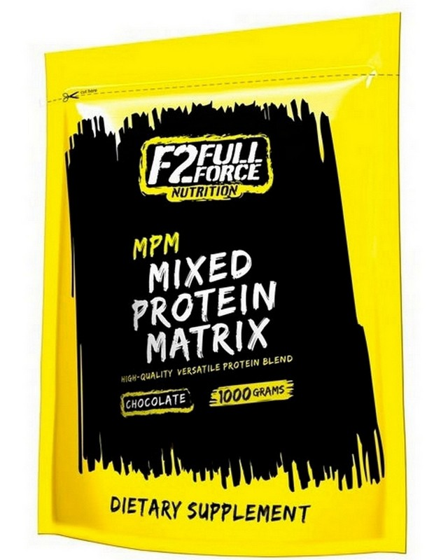 Протеин MPM Mixed Protein 1000 g. Matrix – «СпортМеню»