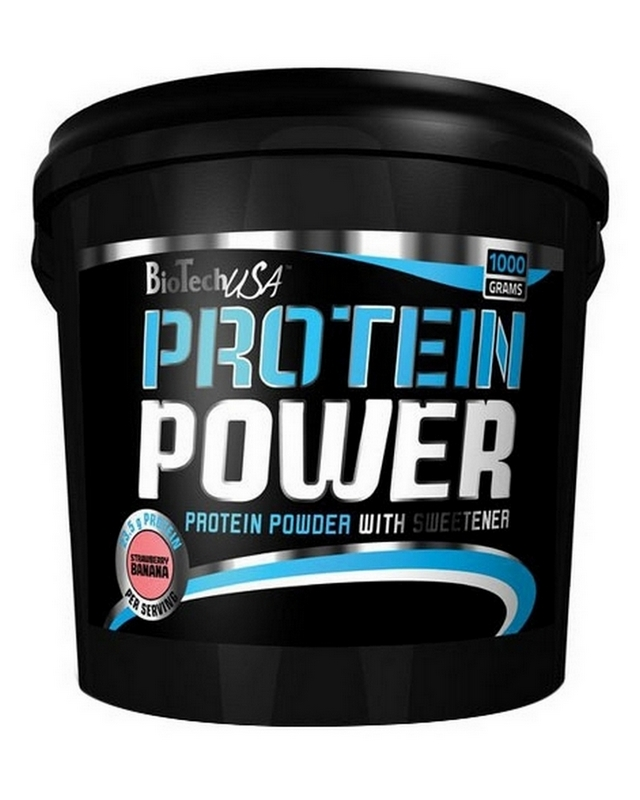 Протеин Protein Power 4000 g. Biotech USA – «СпортМеню»