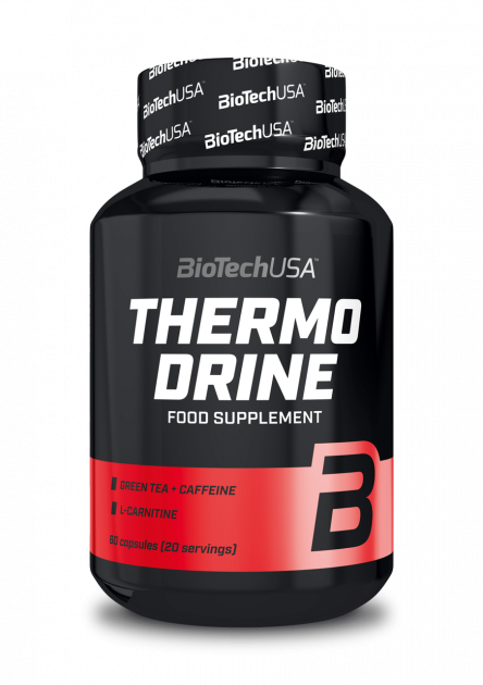 Thermo Drine 60 caps. Biotech USA – «СпортМеню»