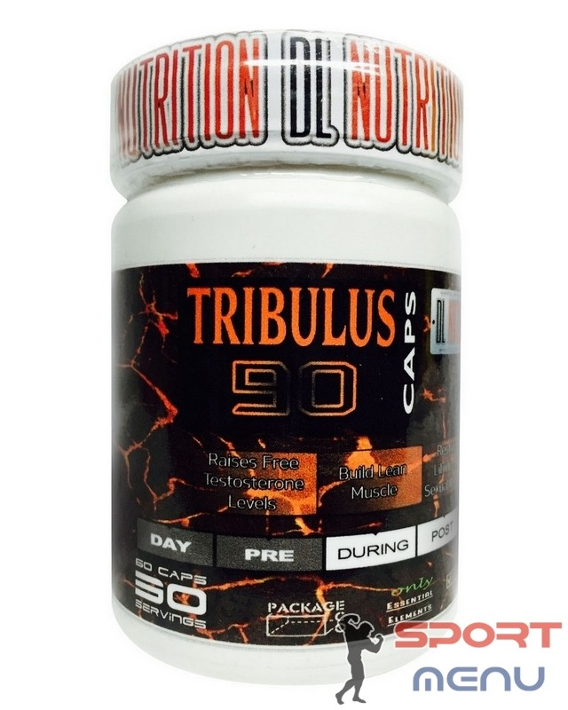 Tribulus 90 60 caps. DL Nutrition – «СпортМеню»