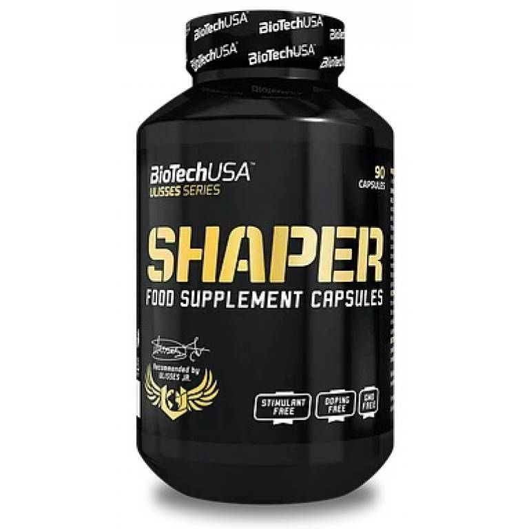 Ulisses Shaper 90 cap. Biotech USA – «СпортМеню»