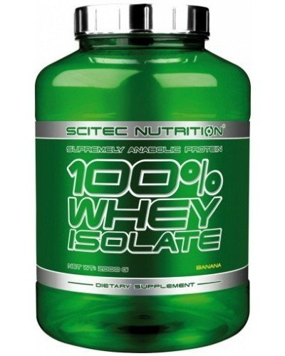 Whey Isolate 2000 g. Scitec Nutrition – «СпортМеню»