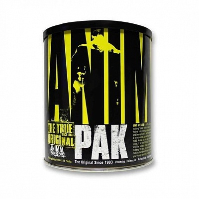 Animal Pak 15 pac. Universal Nutrition
