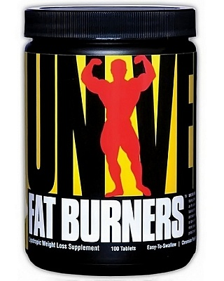 Жиросжигатель Fat Burners 110 tab. Universal Nutrition