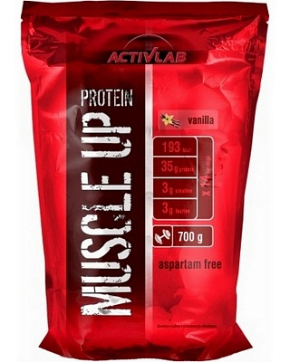 Протеин Muscle Up Protein 700 g. ActivLab