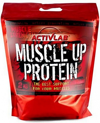 Протеин Muscle Up Protein 2000 g. ActivLab