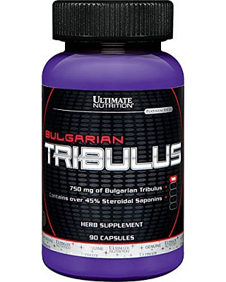 Tribulus 90 caps. Ultimate Nutrition