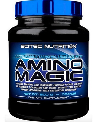 Аминокислоты Amino Magic 500 g. Scitec Nutrition