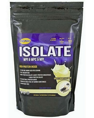 Протеин Isolate 700 g. Sport-Tech