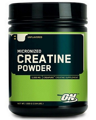 Creatine Powder 1200 g. Optimum Nutrition