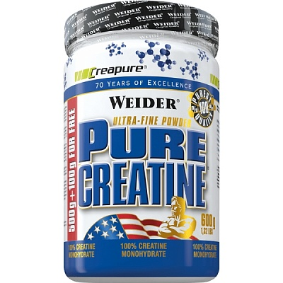 Креатин Pure Creatine 600 g.  Weider