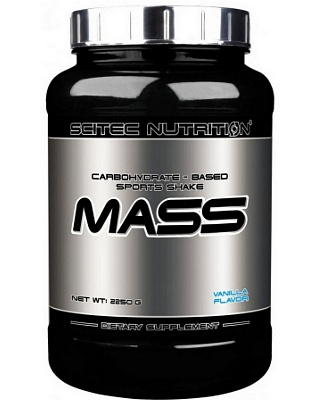 Гейнер Mass 2250 g. Scitec Nutrition