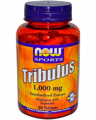 Tribulus 1000 mg 90 tabl. NOW