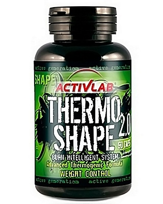 Жиросжигатель Thermo Shape 180 caps. ActivLab