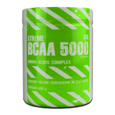 Аминокислоты BCAA 5000 Powder 400 g. Fitness Authority