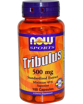 Tribulus  500mg 100 caps. NOW