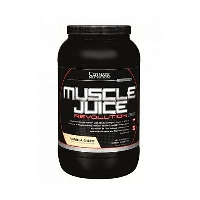 Muscle Juice Revolution 2100 g. Ultimate Nutrition